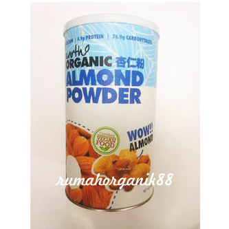 earth organic almond powder 3