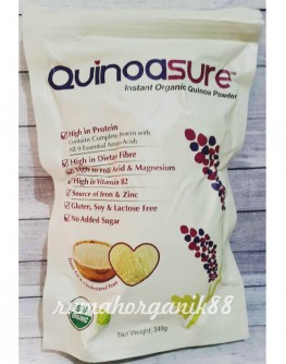quinoasure quinoa powder edit
