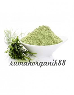 wheatgrass powder edit