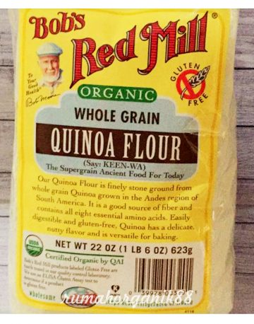 BRM whole grain quinoa